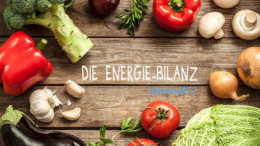 Die Energiebilanz