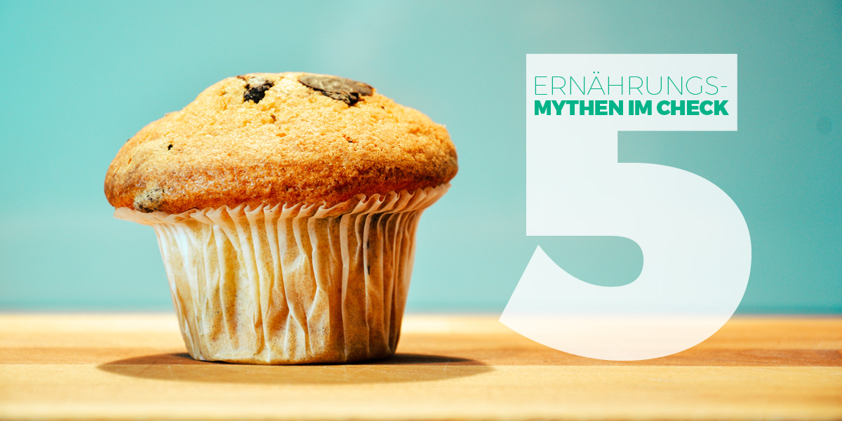 5 Ernährungs-Mythen