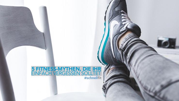 5 Mythen Zum Vergessen